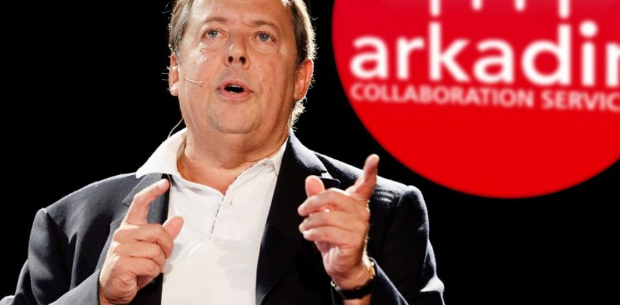 Arkadin founder and CEO Olivier de Puymorin says the acquisition will quotdramatically accelerate Arkadinrsquos leadership in the UCaaS spacequot