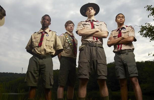 Scout motto quotBe preparedquot