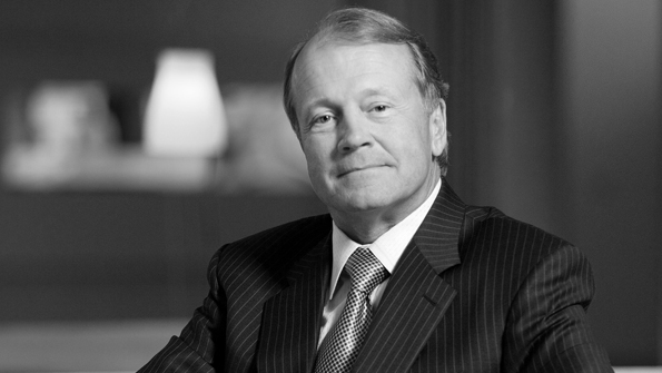John Chambers chairman and CEO of Cisco Systems