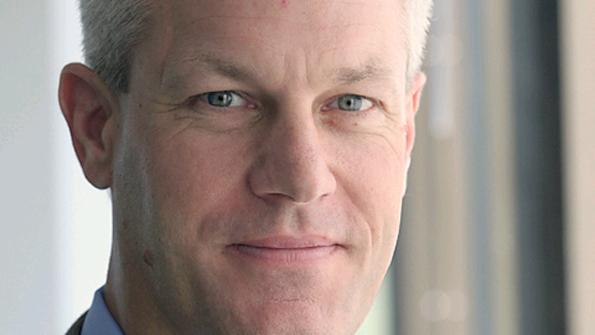 David Petts senior vice president of worldwide sales at ShoreTel