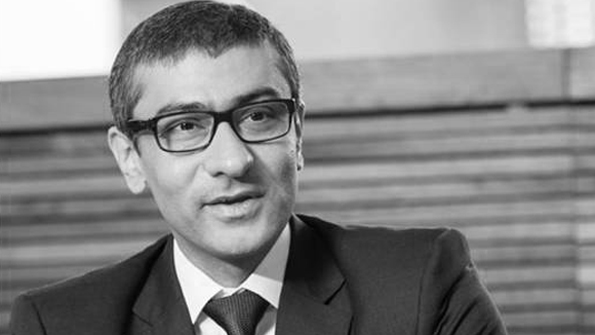 Rajeev Suri CEO of Nokia Solutions and Networks NSN