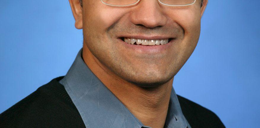 Satya Nadella, executive vice president of Microsoft's Cloud and Enterprise group