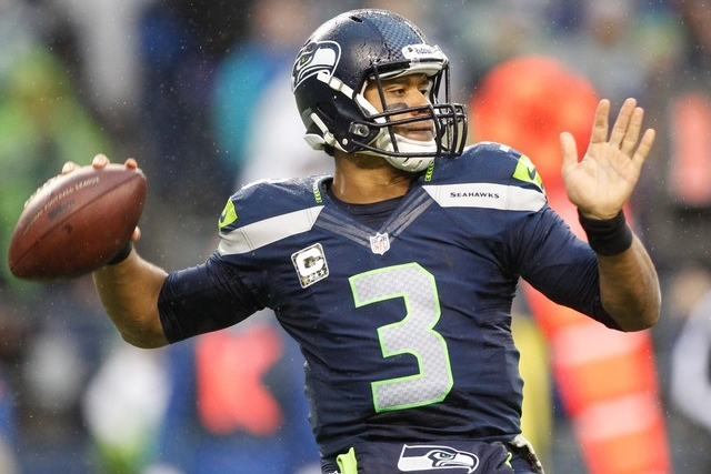 Seattle Seahawks Quarterback Russell Wilson led his team to a 438 victory in Super Bowl XLVIII