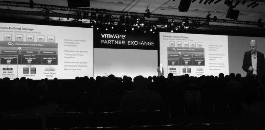 VMware executives say partners generate 85 percent of the virtualization company39s revenue