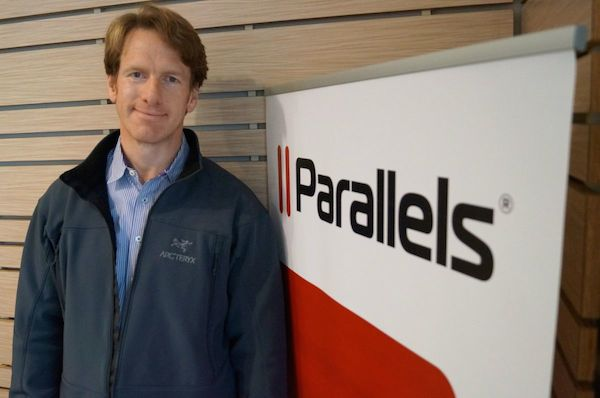 Parallels CEO Birger Steen
