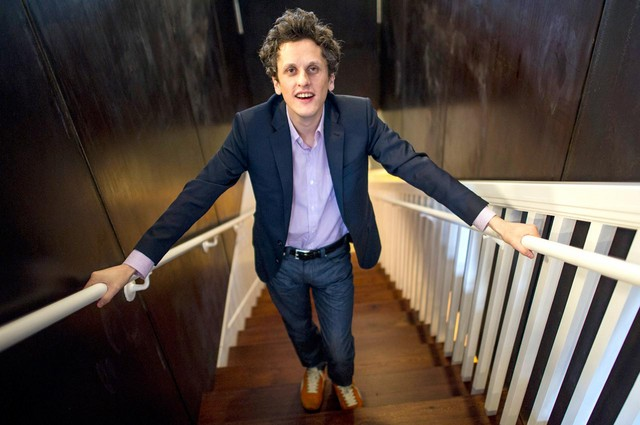 Box cofounder and CEO Aaron Levie