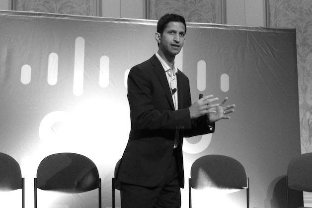Prashanth Shenoy director of marketing Cisco39s enterprise mobility group
