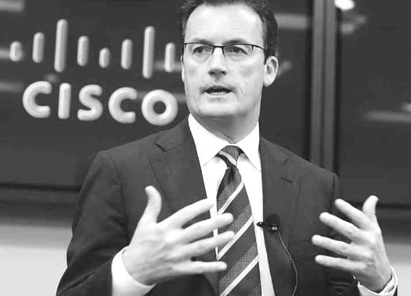 Robert Lloyd president of development and sales at Cisco Systems
