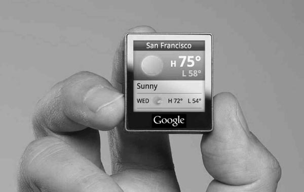Google to Create Android Wear OS for SmartWatch