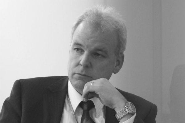 HP CTO Martin Fink