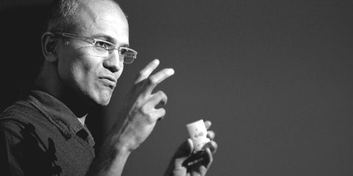 Microsoft chief Satya Nadella says Windows is a quotmassive agendaquot