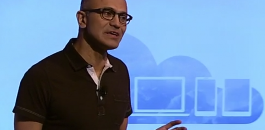 Microsoft CEO Satya Nadella gives the people what they want Office on iPad