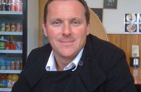 Jon Kalaugher Naverisk founder and CEO