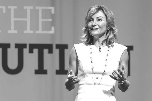 Bridget van Kralingen IBM Global Business Services senior vice president says business strategies are tied to customer experience