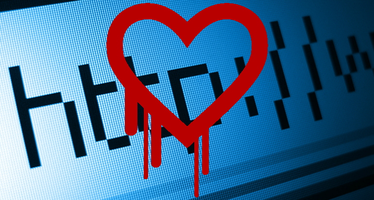 Have you notified customers of Heartbleed or are you waiting for them to call you