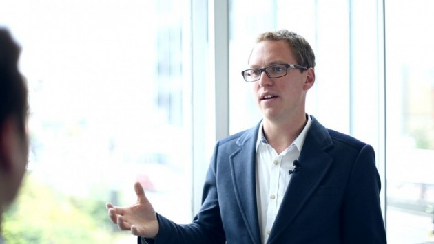 Huddle CEO Alastair Mitchell says social is a musthave feature in enterprise software