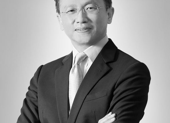 Jason Chen President and CEO Acer