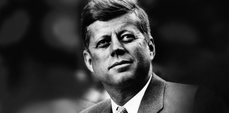 What did President John Fitzgerald Kennedy know about BDR