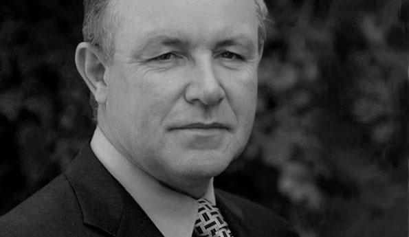 John Sims president of Global Enterprise Services at BlackBerry