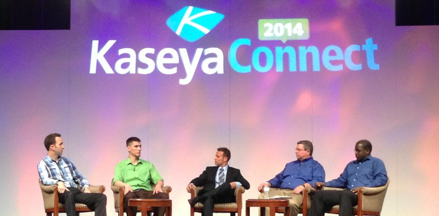Customer panel says Kaseya39s platform is better than any of the other RMM platforms they39ve tested in the past