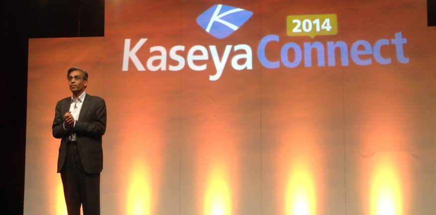 Kaseya President and CEO Yogesh Gupta says the RMM company will do a better job of communicating with MSPs