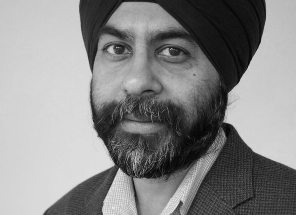 Manmeet Singh cofounder and CEO Dataguise