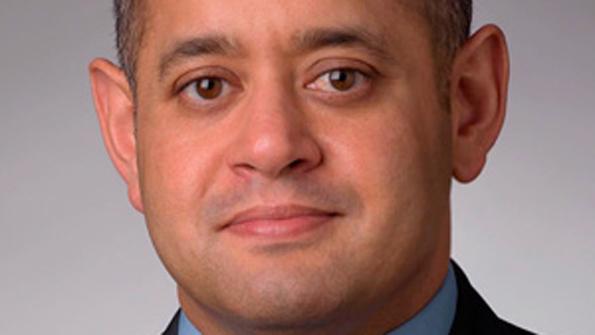 Nimesh Dave executive vice president of cloud computing at Ingram Micro