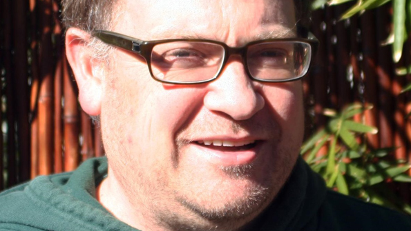 Stephen Spector HP39s social strategist promoting the HP Cloud portfolio