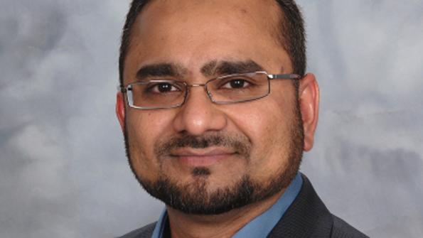 Zeeshan Naseh CEO of Connectloud