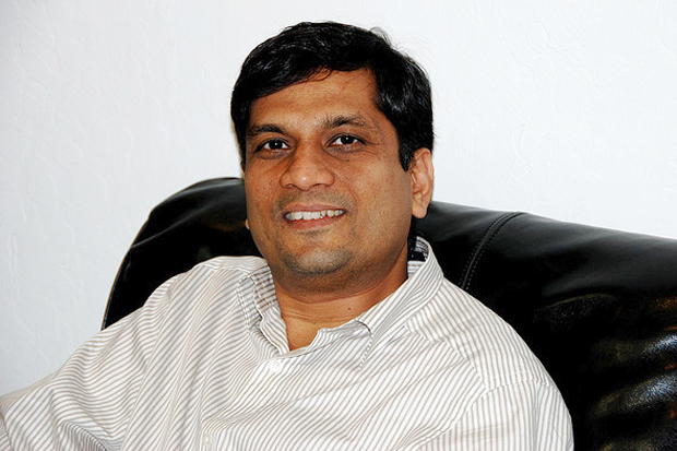 Zoho CEO Sridhar Vembu