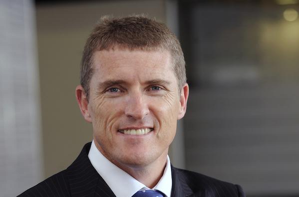 Dimension Data CEO Brett Dawson