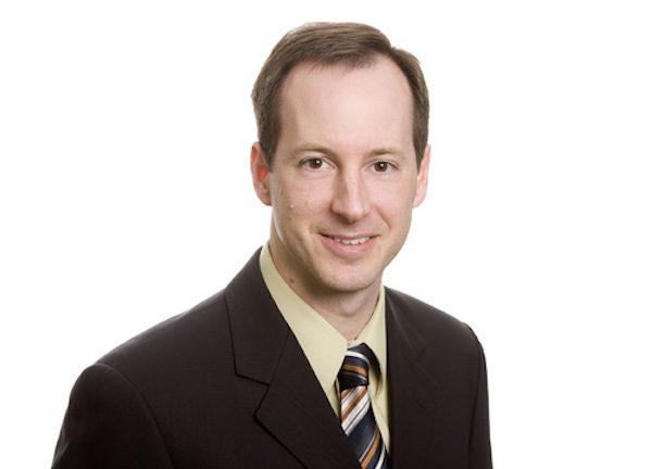 Brian Dye senior vice president of Symantec Information Security