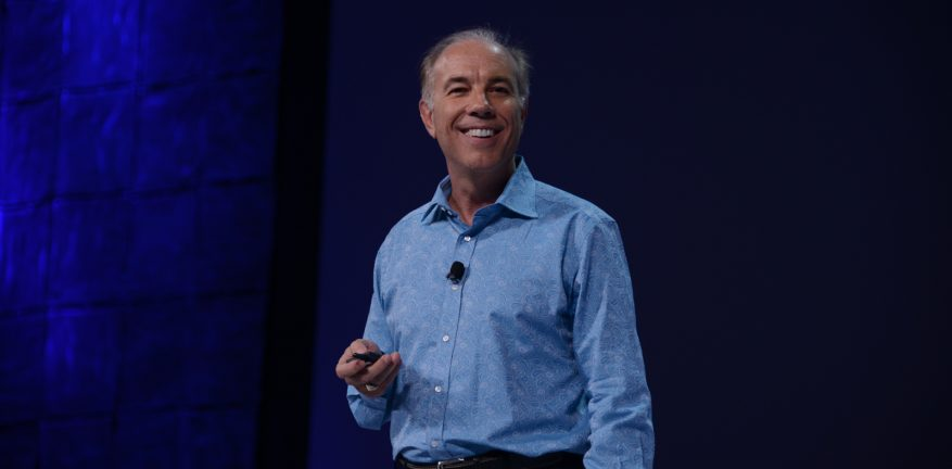 Citrix CEO Mark B Templeton says it39s all about being happy