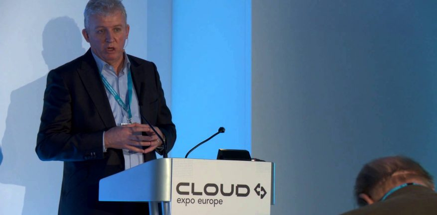 Flexiant CEO George Knox says MSPs are in a position to snag cloud revenue and opportunity