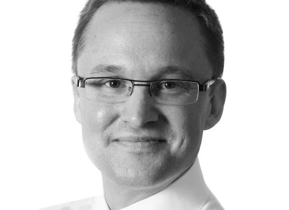 Gavin Jackson VP EMEA Cloud Services at VMware