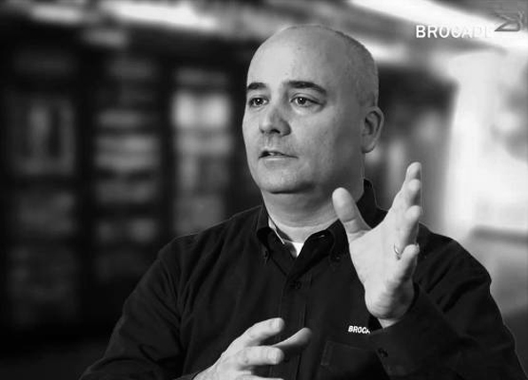 Jack Rondoni vice president Data Center Storage and Solutions at Brocade