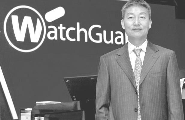 Joe Wang former WatchGuard chief