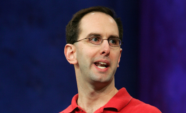 Scott Guthrie Microsoft39s executive vice president for cloud amp enterprise