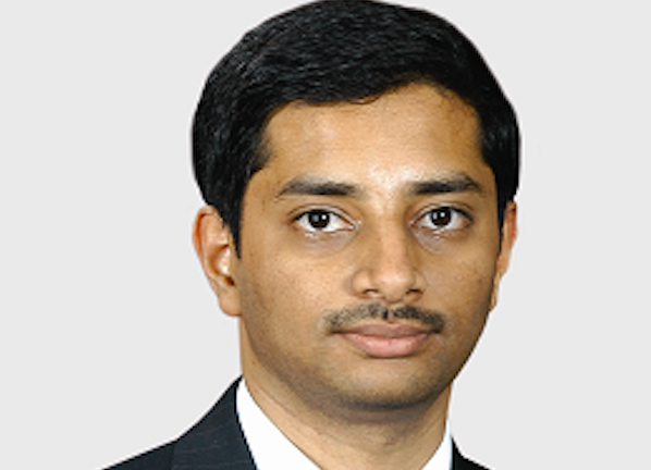 Wharfedale Technologies Chief Technology Officer Mahesh Reddy