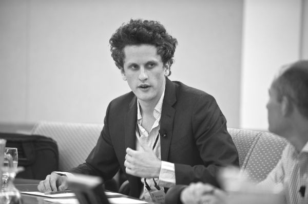 Aaron Levie Box cofounder and chief executive