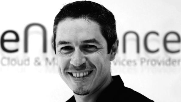 Raphaeumll Ferreira cofounder amp chief executive officer eNovance