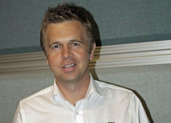 Halon Security CEO Jonas Falck
