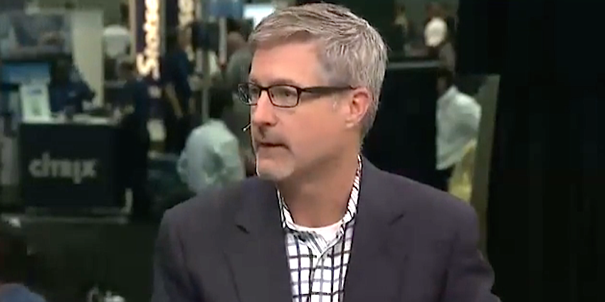Newly appointed Joyent CEO Scott Hammond says he39s focusing on hybrid cloud computing