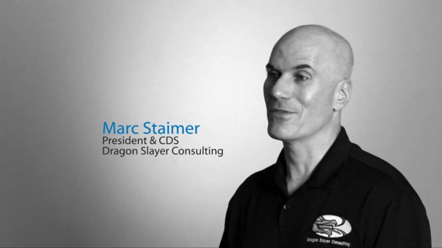 Marc Staimer president and chief dragon slayer at Dragon Slayer Consulting