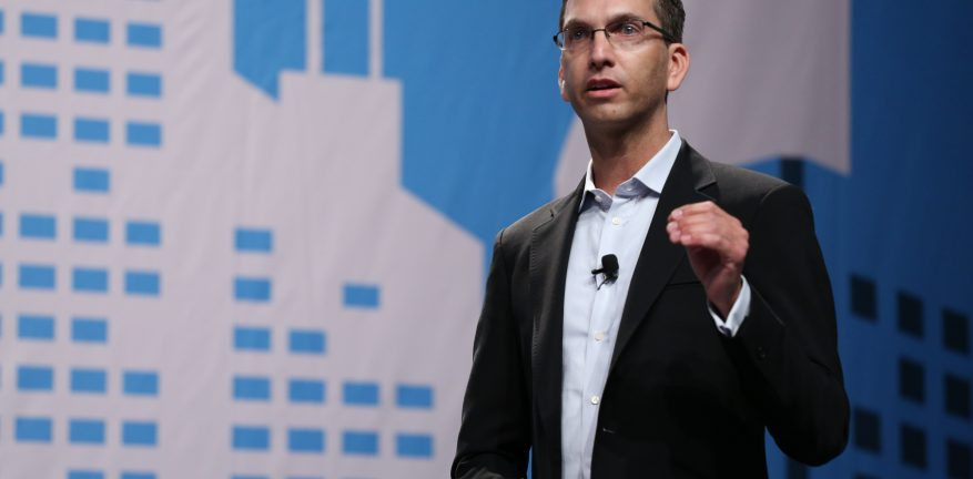 AirWatch by VMware SVP and General Manager John Marshall says companies now are changing the way they do business