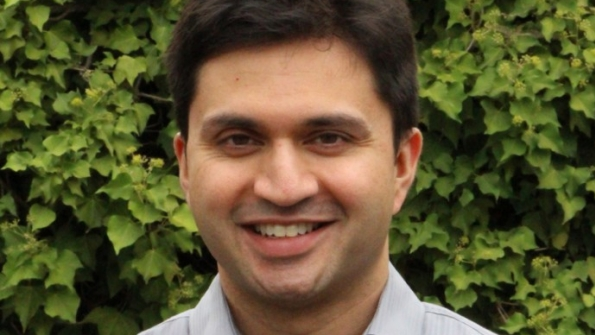 Netskope CEO and founder Sanjay Beri