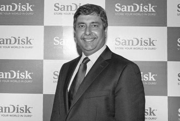 Sanjay Mehrotra cofounder and CEO SanDisk