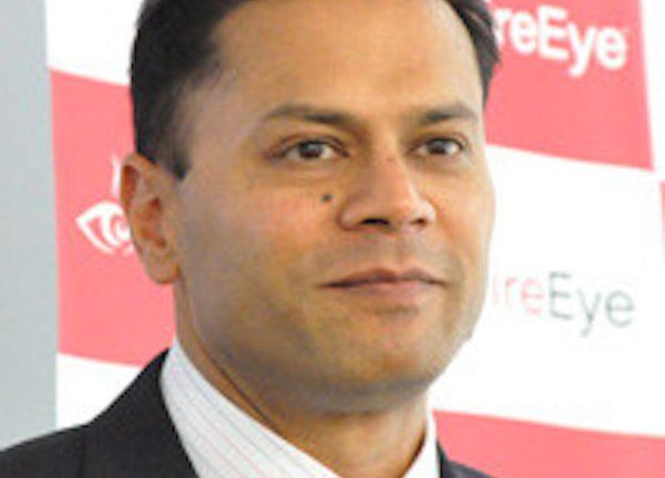 FireEye Senior Vice President of Products Manish Gupta