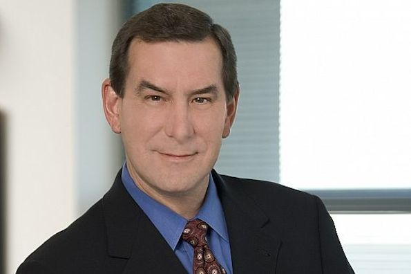 Ralph Nimergood CommVault39s vice president of worldwide partners and programs