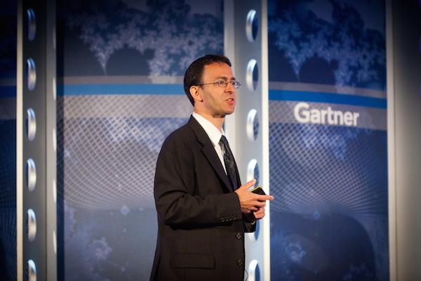 Gartner Research Vice President Carsten Casper